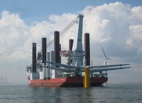 uk ports offshore wind farms